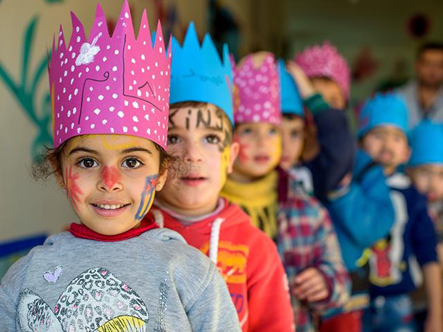 Celebrating Birthdays Sponsored Child World Vision Canada