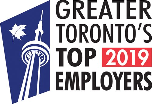 World Vision Canada is one of the GTA's Top 100 Employers 2019